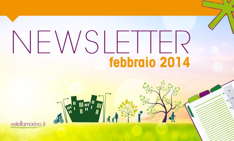 Newsletter di Febbraio 2014