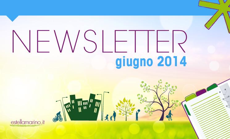 Newsletter di Giugno 2014