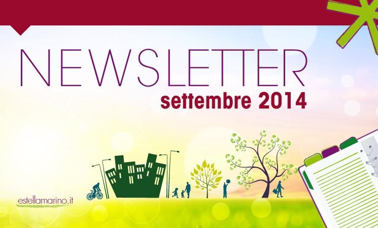Newsletter di Settembre 2014: un anno di #AROMASIPUO