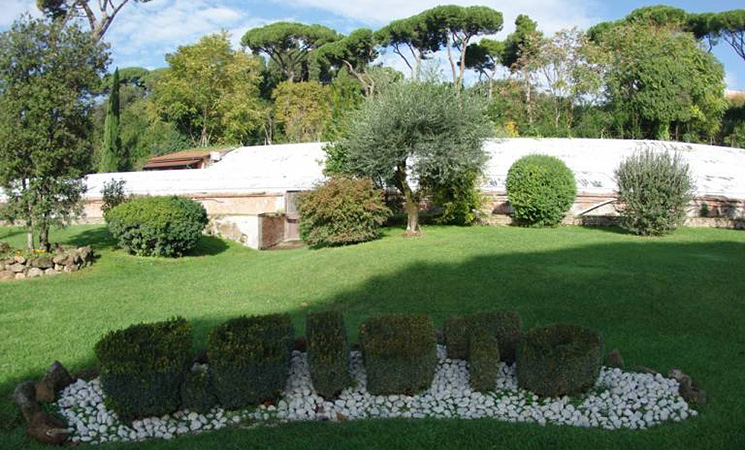 Roma città verde celebra San Sisto