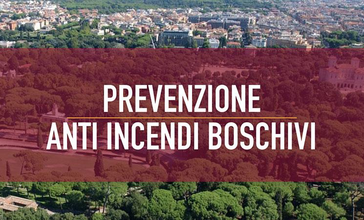 Piano per la prevenzione di incendi