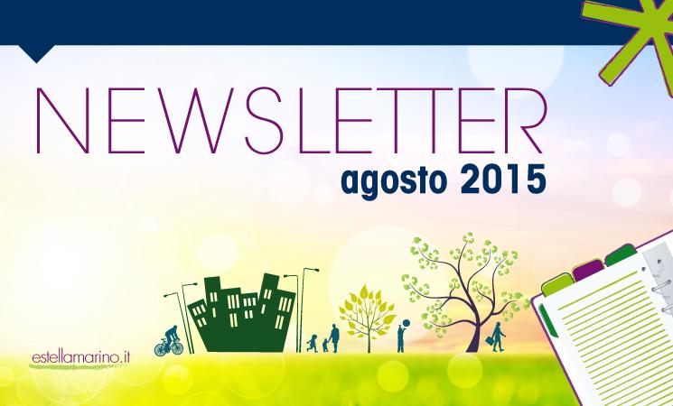 Video Newsletter di Agosto 2015