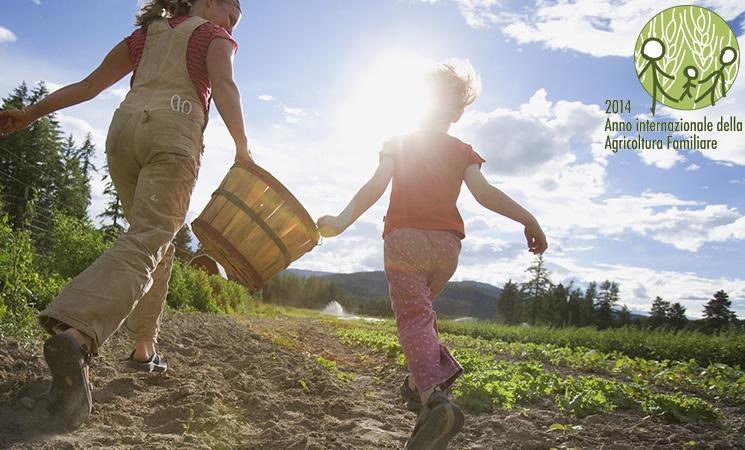 Agricoltura familiare e territorio
