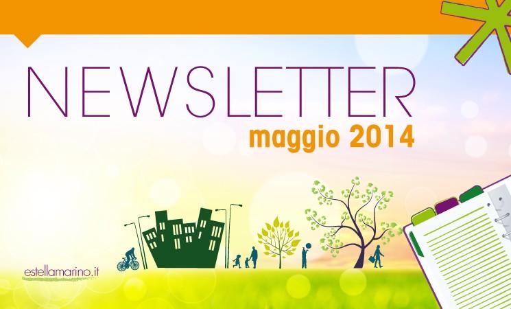 Newsletter di Maggio 2014