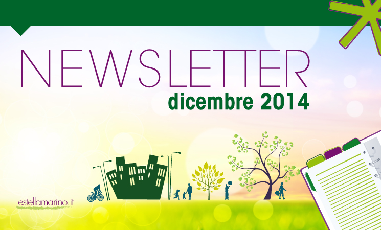 Newsletter di Dicembre 2014