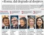 """Roma """"Verso rifiuti Zero"""" e i candidati smemorati"""